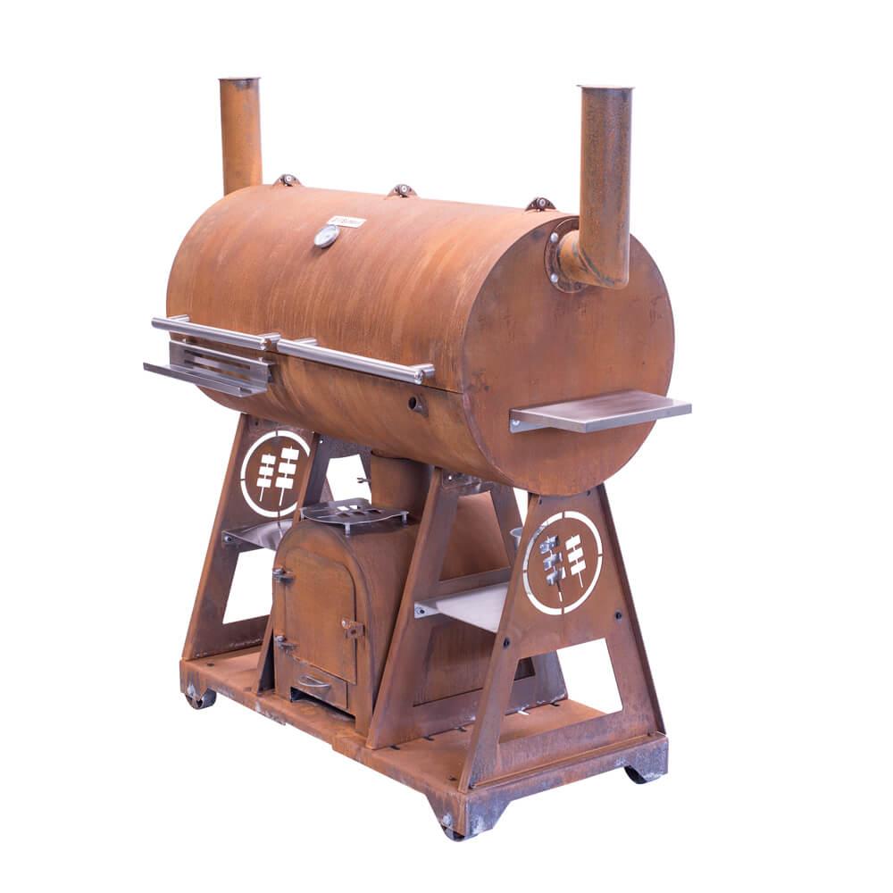GrillSymbol BBQ Ovn Smoky Beast XL