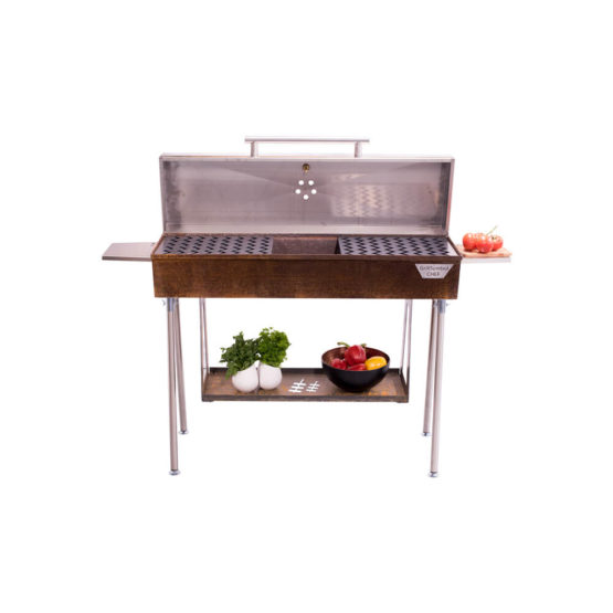 GrillSymbol Chef XL Kullgrill