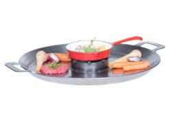 GrillSymbol Paella Skillet Wild Chef 58